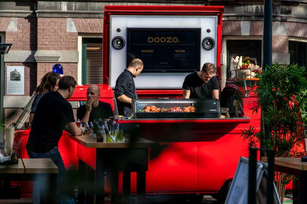 Overheerlijke sushi bestellen in Leeuwarden en omstreken