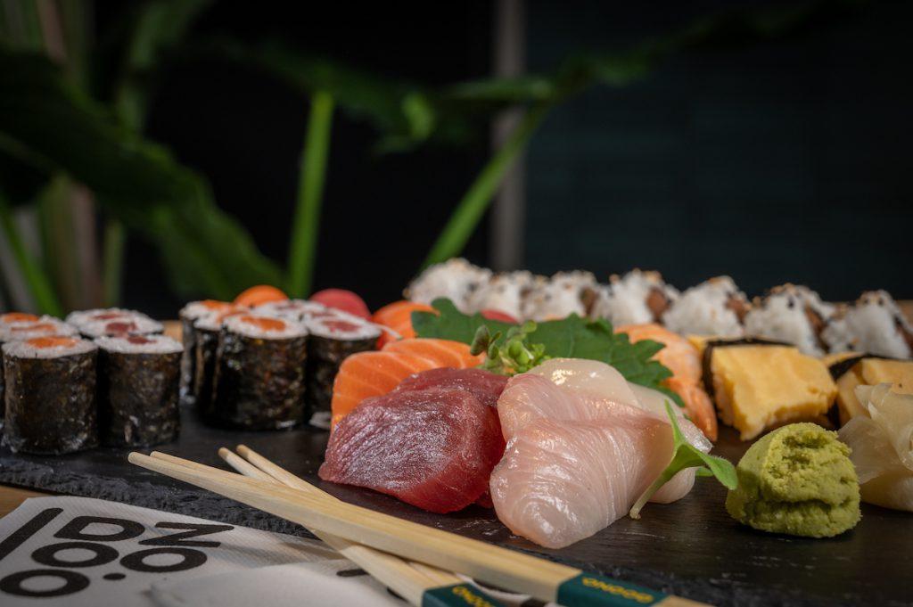 De allerlekkerste sushi in Leeuwarden afhalen doe je bij Doozo Leeuwarden